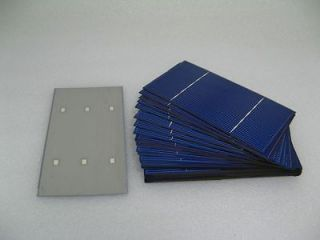 1KW Solar Cells 3x6 for DIY Solar Panel Mixed Grades Made in USA 3x6