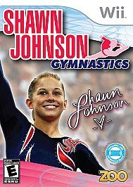 Shawn Johnson Gymnastics Wii, 2010