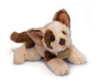 russ berrie yomiko 11 plush jackahuahua dog new expedited shipping