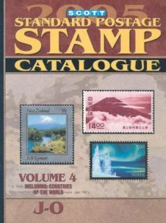 Scott Standard Postage Stamp Catalogue 2005 Vol. 4 2004, Paperback
