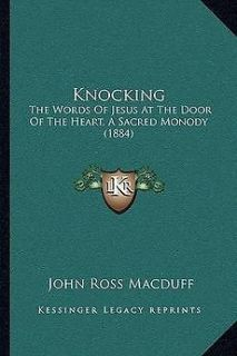 Knocking The Words of Jesus at the Door of the Heart,