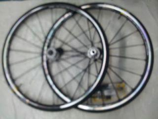 Mavic Ksyrium SL S road racing bike bicycle wheel wheels whelset 700C