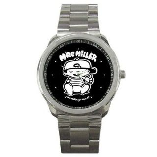mac miller knock knock sport metal watches new from hong