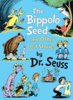 Seed and Other Lost Stories by Dr. Seuss 2011, Hardcover