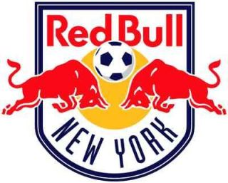 New York NY Red Bull USA Soccer Auto Car Sticker Vinyl Graphic 7.5 X