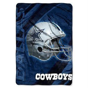 dallas cowboys blanket in Sports Mem, Cards & Fan Shop