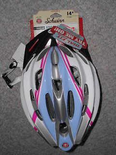 Newly listed schwinn adult traveler bicycle helmet 14 plus brand new