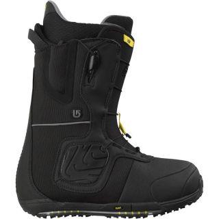 burton ion mens snowboard boots black grey £ 289 99