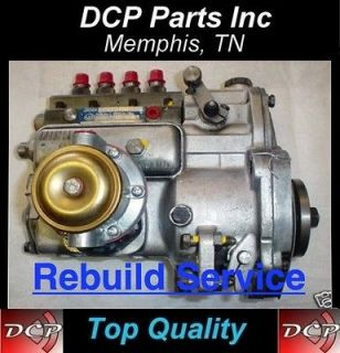 ford simms minimec injection injector pump rebuild serv diesel care