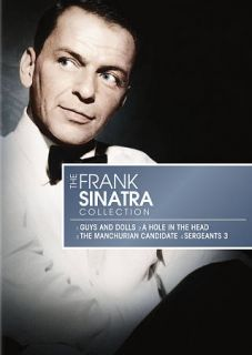 The Frank Sinatra Star Collection DVD, 2009, 4 Disc Set