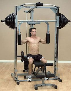 body solid powerline smith machine gym psm144xs time left $