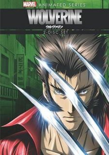 Wolverine The Animated Series DVD, 2012, 2 Disc Set