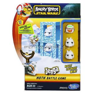 new angry birds star wars jenga hoth battle board game