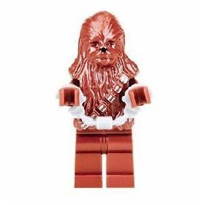 lego star wars chewbacca minifig new from lego set 9516