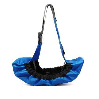 nwob kyjen outward hound pet sling in blue time left