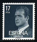 ESPAÑA SPAIN Nº 2761 1984 S M DON JUAN CARLOS I REY DE