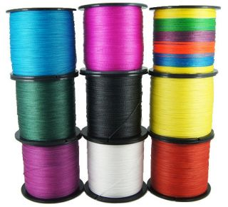 super strong 500 meters jigging spectra dyneema braided fishing line