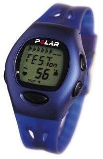 M51 HEART RATE MONITOR RUNNING TRAINING FITNESS SPORTS WATCH NEW BLUE