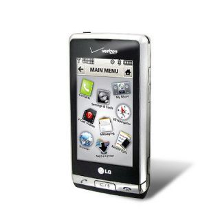 BRAND NEW LG VX9700 Dare Touch Screen VCast GPS Cell Phone No Contract