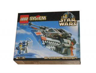 Lego Star Wars Episode IV VI Snowspeeder 7130