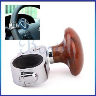 Steering Wheel Spinner Knob Grip Auxiliary Booster Aid Control Handle