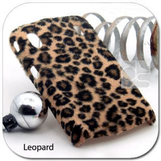 Velvet Felt Hand Made Hard Skin Case Back Cover For ZTE Skate V960