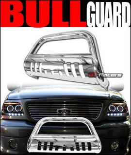 Stainless steel BULL BAR(brush push bumper grill guard) V2 97 04 DODGE
