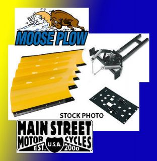ARCTIC CAT ATV MOOSE SNOW PLOW 366 4X4 2008 2009 PLOW MOUNT KIT HAND