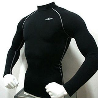 Mens Sports Compression Under Base Layers Tank Tops T Shirts Pants