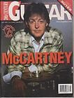 Uncut Magazine Paul McCartney Sonic Youth July 2004