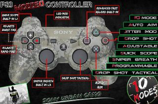 ps3 controller mod in Controllers & Attachments