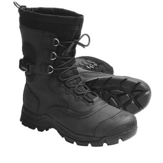 New in Box BLACK MENS Sorel Open Range Boots Waterproof, Insulated
