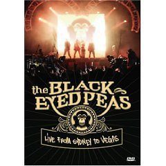 black eyed peas live from sydney to vegas dvd brand
