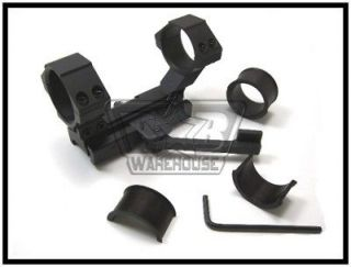 NcStar Carbine Flat Top Quick Release Picatinny / Weaver Scope Mount