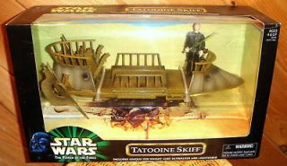 star wars tatooine skiff potf  59 00