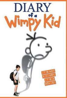 diary of a wimpy kid 2010 new dvd time left