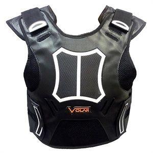 NEW WITH TAGS Volar Motorsport Armor Vest MEDIUM. CHEST & BACK