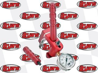 LSM RACING PRODUCTS VALVE SEAT SPRING PRESSURE TESTER 0 600 LBS/IN PC