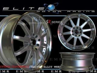 Newly listed 17 EVOKE XT WHEELS/RIMS 5 LUG SILVER 5 x100/114.3 (Fits