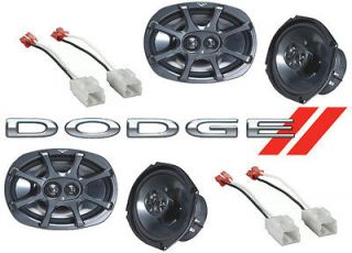 NEW KICKER DODGE RAM 09 12 QUAD CAB TRUCK (2) KS6930 FACTORY SPEAKER