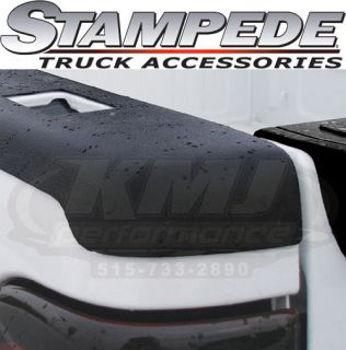 BRC2003H Bed Rail Caps 02 08 Dodge Ram Truck Small Box 78in w/ Holes