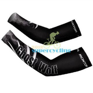Bike Cycling Bicycle Sport Protective Sunscreen Oversleeves Arm M XXL