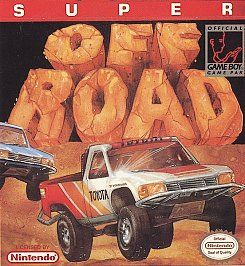 Super Off Road Nintendo Game Boy, 1992