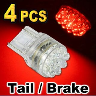 For Tail Brake / Stop Light 7443 7444 # (Fits Suzuki Grand Vitara