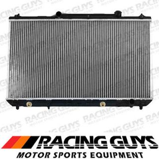 JDM TOYOTA CAMRY SOLARA 2.2L 4CYL 1ROW A/T COOLING SYSTEM RADIATOR KIT