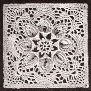 Free crochet patterns bedspread - TheFind