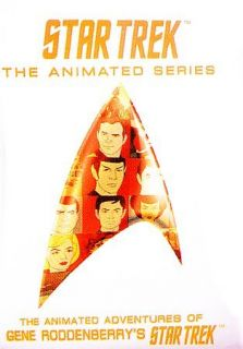 STAR TREK   THE ANIMATED SERIES [DVD BOXSET] [4 DISC SET]   Used DVD