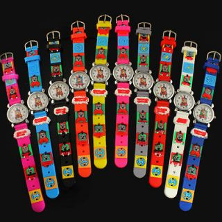 New Thomas and Friends Children Kids Cartoon Quartz Wrist Watches C12