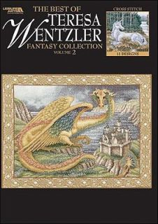 The Best of Teresa Wentzler Fantasy Collection Vol. 2 by Teresa