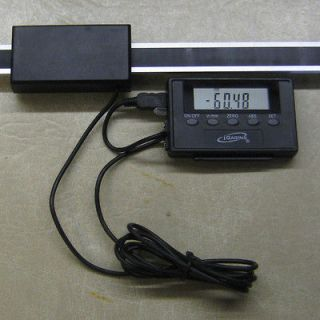 iGaging DigiMag 24 (620mm) Lathe DRO   Digital Linear Scale with